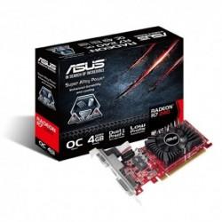 ASUS  R7240-OC-4GD3-L  AMD  Radeon  R7  240  4GB