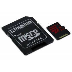 Kingston  Technology  microSDHC/SDXC  UHS-I  U3  64GB