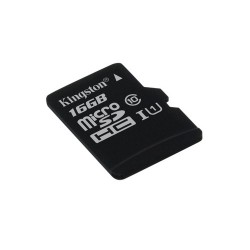 Kingston  Technology  microSDHC  Class  10  UHS-I  Card  16GB