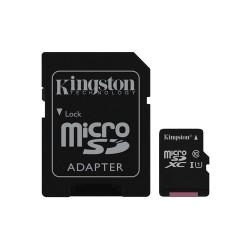 Kingston  Technology  SDC10G2  256GB  MicroSDXC  UHS-I  Class  10  memoria  flash