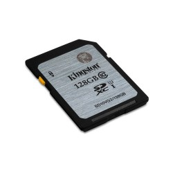 Kingston  Technology  Class  10  UHS-I  SDXC  128GB