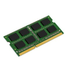 Kingston  Memoria  Branded  KCP  Portail  -  KCP316SS8/4  -  4GB  DDR3  1600MHz SODIMM  -  Kingsto