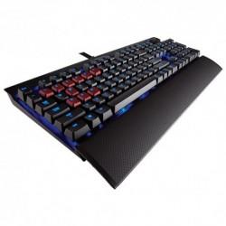 CORSAIR  TECLADO  K70  Mechanical  Gaming  Retroiluminado  LED  AZUL  Cherry  MX  Red  (Español)