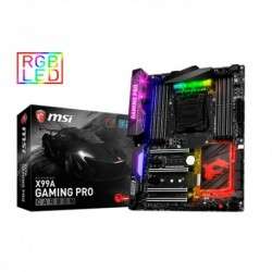 PLACA  MSI  X99A  GAMING  PRO  CARBON