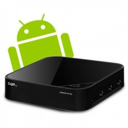 GigaTV  Android  HD530  -  Disco  duro  1TB