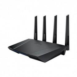ASUS  RT-AC87U  Wifi  Ethernet  Banda  dual  Negro
