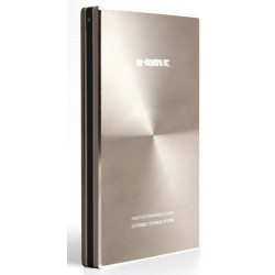 B-Move  Carcasa  HD  2.5.  Hasta  1  TB.  USB  2.0.  Aluminio.Titanio