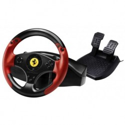 Thrustmaster  Volante  FERRARI  RED  LEGEND  EDITION  para  PS3/PC