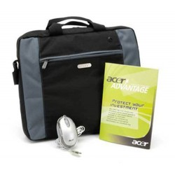 Bundle  Acer  Bolsa  Portátil  15.6  +  Ratón  Óptico  +  Garantía  3  años  daños  accidentales