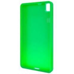 Funda  BQ  Aquaris  E6  Gummie  Verde  (11BQFUN265)