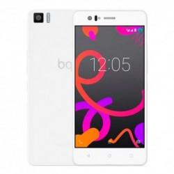bq  Aquaris  M5  16GB  4G  Color  blanco