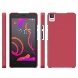 Bq  Funda  Aquaris  E5s  Cherry  Candy  (E000631)