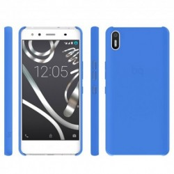 Bq  Funda  Aquaris  X5  Blue  Candy  (E000642)