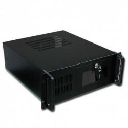 High  Tech  Caja  ATX  Rack  4U  19  sin  fuente  -  Negra