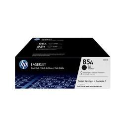 HP  Toner(pack-2)  Laserjet  Negro  P1100  P1102/P1132/M1210  /CE285Ad)