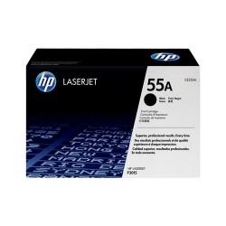HP  Toner  LaserJet  HP55A  negro  (CE255A)