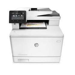 HP  Impresora  Color  LaserJet  Pro  MFP  M477fdn