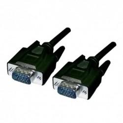 NANOCABLE  CABLE  SVGA,  HDB15/M-HDB15/M,  1.8  M