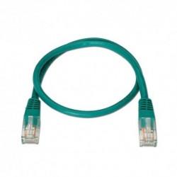 Nanocable  10.20.0100-GR  0.5m  Cat5e  U/UTP  (UTP)  cable  de  red