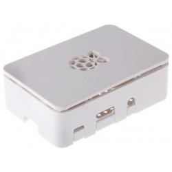 RASPBERRY  Caja  para  Raspberry  Pi  3,  blanca