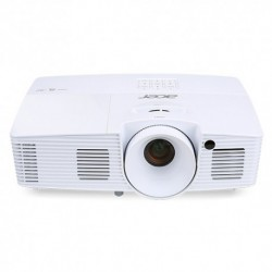 Proyector  Acer  Essential  X115H  3300lúmenes  ANSI  SVGA  (800x600)  3D  Color  blanco