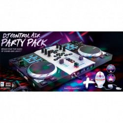 HERCULES  CONSOLA  DJ  CONTROL  AIR  PARTY  PACK