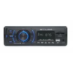 MUSE  AUTORRADIO  USB/SD/AUX  4*20W