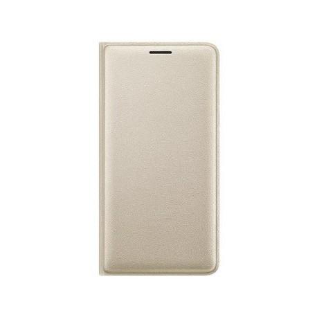 FUNDA  SAMSUNG  J516  Flip  Wallet  Gold