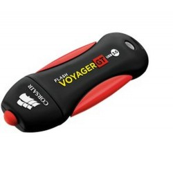 Corsair  Flash  Voyager  GT  128GB  USB  3.0  Negro,  Rojo  unidad  flash  USB