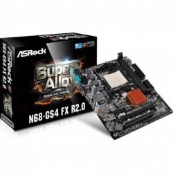 PLACA  ASROCK  N68-GS4  FX  R2.0